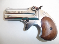DERRINGER  Chrome (Réplique)