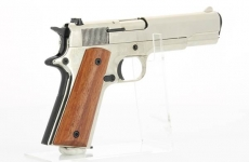 Pistolet Colt 1911 Chrome (Réplique)