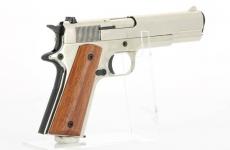 Pistolet Colt 1911 Chrome (Réplique)