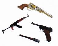 04 - Répliques d'Armes DENIX