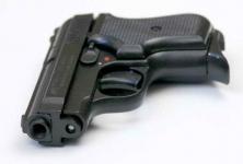Pistolet à blanc 315 AUTO Bronze (Réplique) Bruni
