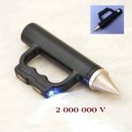 Shocker lampe de Poche 2 000 000 V  *Rechargeable au secteur*