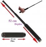 Matraque télescopique de défense  PRO  Pm  de 52 cm