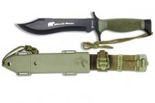 Couteau Tactical  BLACK BEAR