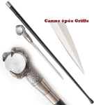 Canne épée  Griffe