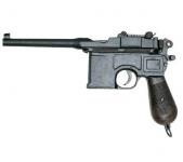 Pistolet  MAUSER  Cal. 7/63 de 1898 Crosse Bois