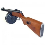 Mitrailleuse Russe  PPSH 41