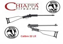 Carabine 22 Lr  Little Badger Pliante