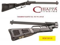 Carabine CHIAPPA   M6  Pliante   Cal : 20/76 & 22 Lr