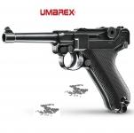 Pistolet à billes acier LEGENDS  P.08 «  Airguns »