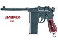 Pistolet à billes acier  LEGENDS C96 «  Airguns »