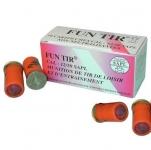 Cartouches Fun Tir x10  Cal. 12/50 pour GC27 ou GC54
