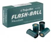 Cartouches Cal 44/83 pour Flash Ball