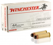 CARTOUCHES  44 REM. MAG  240 gr