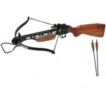 Arbalète  Crossbow en bois