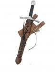 Dague Médiévale de combat «Octo»