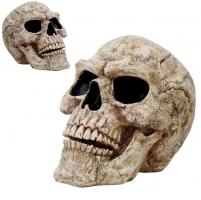 Statue Crâne GEANT Tête de mort 46 cm
