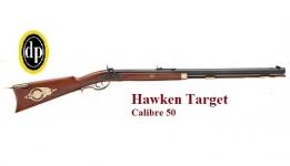 Carabine Traditional Hawken Target Cal. 50