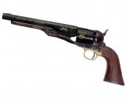 Revolver à poudre noire Revolver Colt Army 1860 Commemo