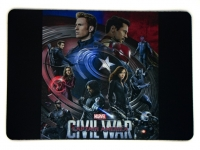 Tapis de souris « Civil War Afiche »