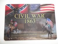 Tapis de souris « CIVIL WAR »