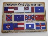Tapis de souris « Battle Flags »