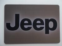 Tapis de souris  « Logo  JEEP »