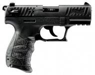 Pistolet  WALTHER  P22Q  BLACK (Réplique)