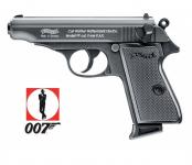 Pistolet WALTHER PPK * Réplique PPK  James Bond 007