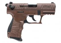 Pistolet  WALTHER  P22Q  CHOCOLATE (Réplique)