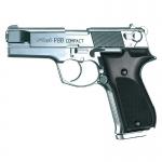 Pistolet  WALTHER  P88 Nickelé Chrome (Réplique)