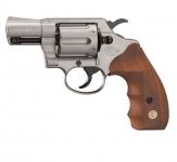 Revolver Colt Détective Spécial Nickelé Chrome (Réplique)