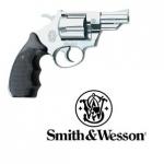 Revolver  S & W  COMBAT  Chrome  (Réplique)