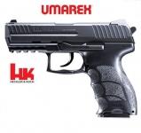 Pistolet  P30 à Blanc  couleur NOIR Cal. 9mm (Réplique)