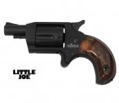 Revolver  LITTLE  JOE  bronze   Cal. 6mm  (Réplique)