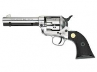 REVOLVER  1873  CHROME (Réplique)