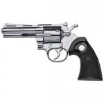 Revolver PYTHON 380  Nickelé (réplique 357 Magnum)