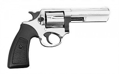 Revolver POWER 4  Nickelé Chrome (Réplique)