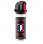 Bombe Anti-Agression GEL Poivre 50 ml
