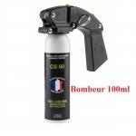 Bombeur Anti-Agression GEL CS80  100 ml