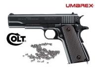 Pistolet  à Billes acier COLT 1911 A1  Commémorative