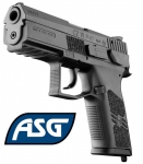 Pistolet  CZ 75  P-07   Cal 4.5  Billes Acier  et Co2