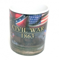Mug   CIVIL  WAR  1863