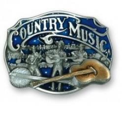 Boucle de Ceinture Country Music Modèle d'expo