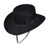 Chapeau Western Black Jack