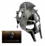 Casque GLADIATEUR Romain avec Pic  ( Réplique du film Gladiator )