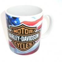 Mug Harley drapeau américain