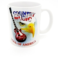Mug « Country Music »