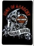 Tapis de souris   « SONS OF ANARCHY Harley »