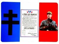 Tapis de souris  «Vive La France »
